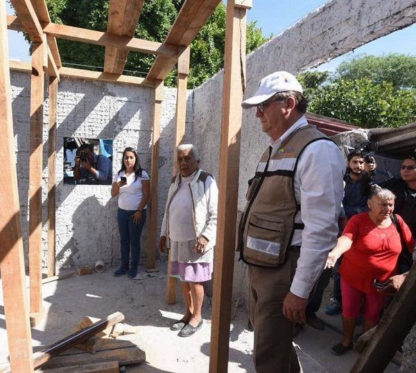 Programa Unidos por Morelos para los municipios de Jojutla, Zacatepec, Ocuituco, Tetela del Volcán y Yecapixtla
