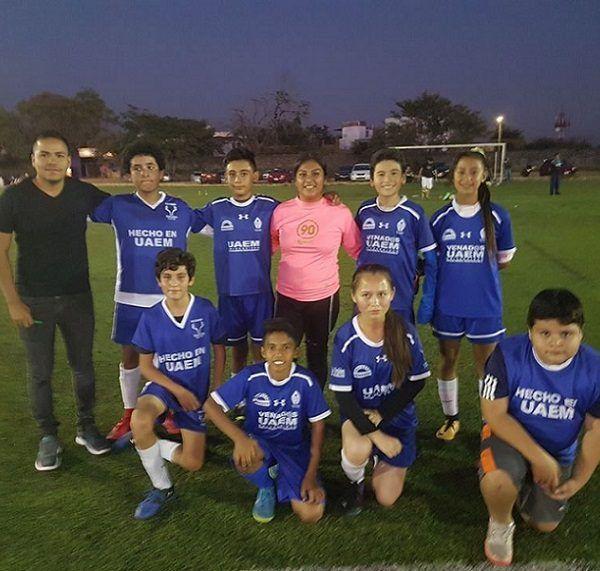 los anfitriones Venados dieron cuenta de la escuadra de Zacatepec Siglo XXI con final en los cartones de 4-1