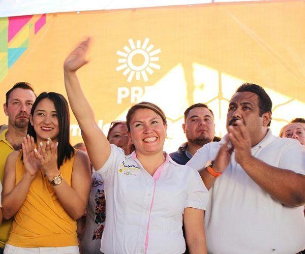 Araceli Ortega Ramírez quedó como presidenta y Ricardo Calvo Álvarez como secretario general