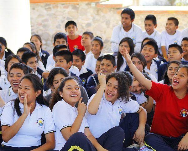 en los últimos cinco años se ha fortalecido al Instituto Morelense de las Personas Adolescentes y Jóvenes (Impajoven) para el reconocimiento y beneficio de los más de 662 mil jóvenes que residen en la entidad