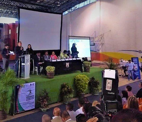 Michael Calderón, Presidente de la Asociación de Cultura Física en Morelos.