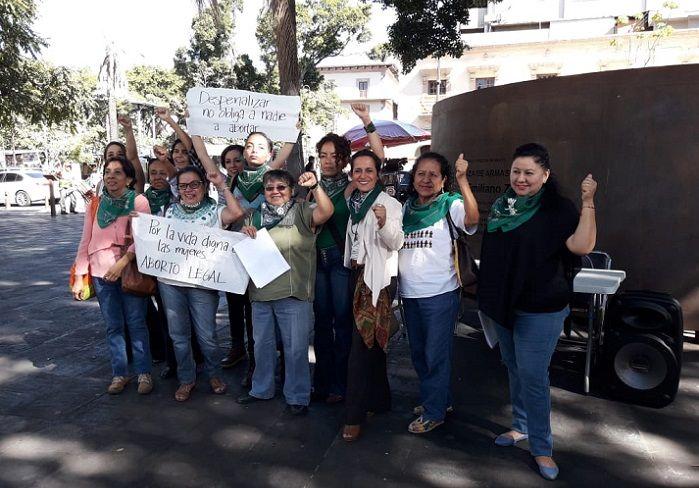 Anunciaron la conformación del Frente Feminista del Estado de Morelos, que es una alianza de organizaciones de la sociedad civil, colectivos y defensores de los derechos de las mujeres, en virtud del momento político e histórico que vive el estado