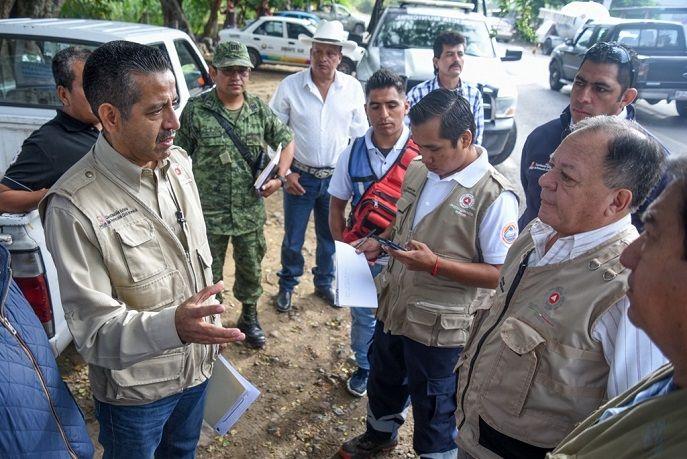 Enrique Clement Gallardo precisó que recorrieron los municipios de Ocuituco, Yecapixtla, Zacualpan de Amilpas y Temoac para verificar el estado que guarda su rodamiento y el mantenimiento de la señalización