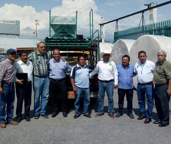 El PESA es un programa que opera el Gobierno de Morelos y la Secretaría de Agricultura, Ganadería, Desarrollo Rural, Pesca y Alimentación (SAGARPA), que otorga proyectos productivos a habitantes de comunidades con mayores necesidades