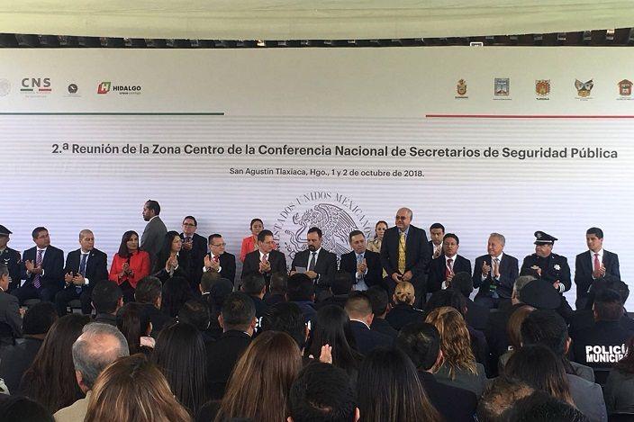 Indicó que la seguridad será la principal y más urgente tarea de la administración de Cuauhtémoc Blanco Bravo, por lo que se fortalecerán las relaciones entre los tres niveles de gobierno, dando cumplimiento a lo establecido en la constitución mexicana