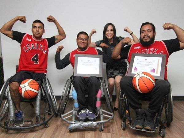 En la conmemoración del Día Internacional de las Personas con Discapacidad, señaló que hoy se tiene la oportunidad de romper barreras y abrir puertas con el fin de crear una sociedad que incluya a todos los ciudadanos