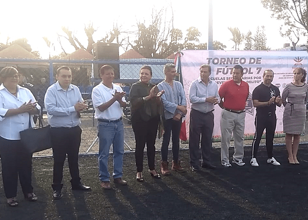 El objetivo es prevenir, a través del deporte y la cultura, que niños y jóvenes de Morelos tengan un sano desarrollo; asimismo, impulsar su potencial deportivo y artístico y la construcción de buenos ciudadanos y profesionisas comprometidos con Morelos y México