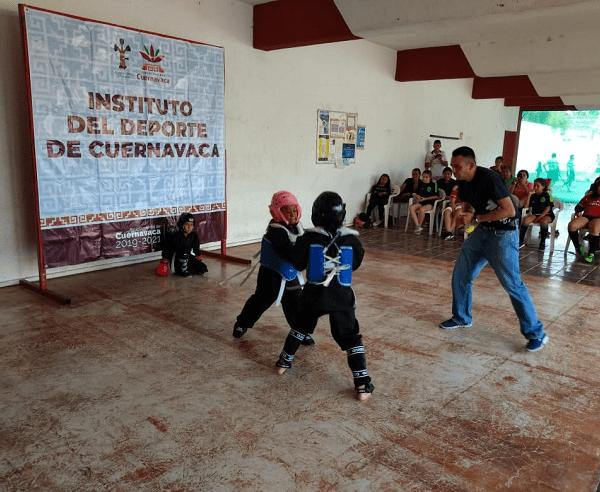 Con la ceremonia de inauguración se llevó a cabo el juramento deportivo, que estuvo a cargo del profesor José Juan de Alba Coronel, de la Academia de Apolo Tae Boxing, para luego dar paso a la entrega de reconocimientos a los medallistas de la disciplina de Tae Kwon Do, quienes triunfaron en las pasadas competencias de Olimpiada Nacional y Juvenil 2019; hubo además exhibición de artes marciales, así como de tae kwon do