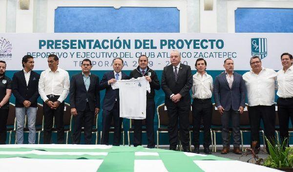 Uno de sus principales objetivos es de traer a Morelos el futbol de primera división, que por años la afición ha esperado y sueña con revivir aquellas glorias; por ello la actual directiva lo sabe y reconoce en ellos, y para ello han estado trabajando intesamente con el simple reto de alcanzar el sueño