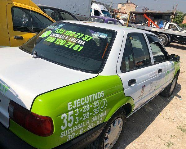 Como resultado del mismo, se detectaron a seis unidades correspondientes a las rutas 7, 33 y 85 México, así como tres unidades de taxi de las líneas Verde Limón, Arcoíris y Melón, respectivamente, las cuales circulaban sin la documentación y permisos correspondientes, por lo que fueron detenidas