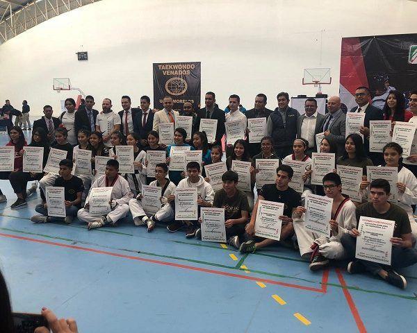 La Asociación realizó un evento en el marco del selectivo estatal de Juegos CONADE 2020, donde se dieron cita los mejores exponentes de dicha disciplina, así como sus entrenadores para recibir un reconocimiento que los acreditó como los mejores representantes de Morelos en el 2019