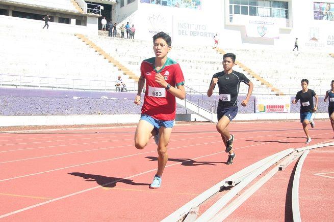 En esta primera jornada de atletismo se dieron las pruebas como carrera con vallas, salto de longitud, lanzamiento de disco y medio fondo, llegaron competidores de los municipios de Yautepec, Cuautla, Xochitepec, Tetecala Axochiapan, Miacatlán, Jiutepec y Cuernavaca