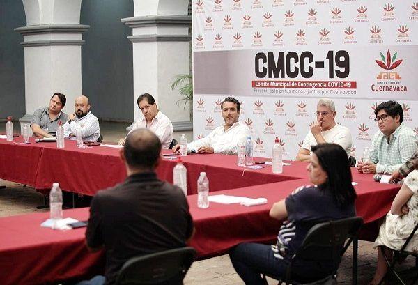 Por parte del máximo organismo empresarial de Morelos, su presidente, Ángel Adame, señaló lo atinado que el gobierno capitalino tome iniciativas en materia preventiva y de contención de la enfermedad