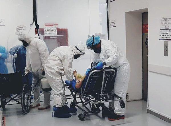 El pasado 04 de mayo, Don Pedro ingresó a la unidad médica positivo a Covid, donde recibió la atención correspondiente, situación que le permitió mejorar su estado de salud sin la necesidad de ventilación mecánica