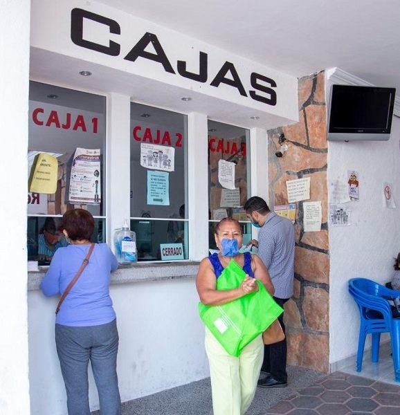 Miguel Eduardo Barrios Lozano, director general del SCPASJ, informó que en cumplimiento a la indicación del alcalde Rafael Reyes y con la finalidad de apoyar la economía de los propietarios de establecimientos que están reiniciando sus actividades, es que se pone en marcha la campaña