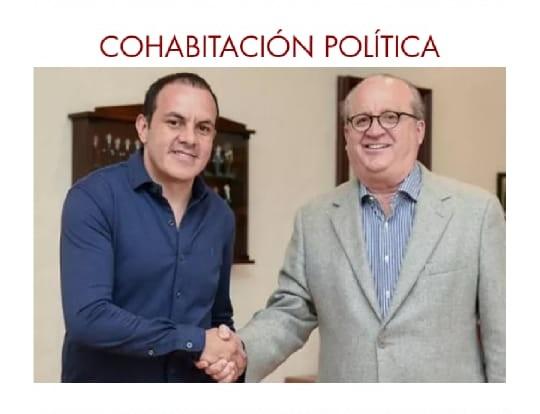 El gobierno de Graco Ramírez no se ha ido y quiere la revancha política.