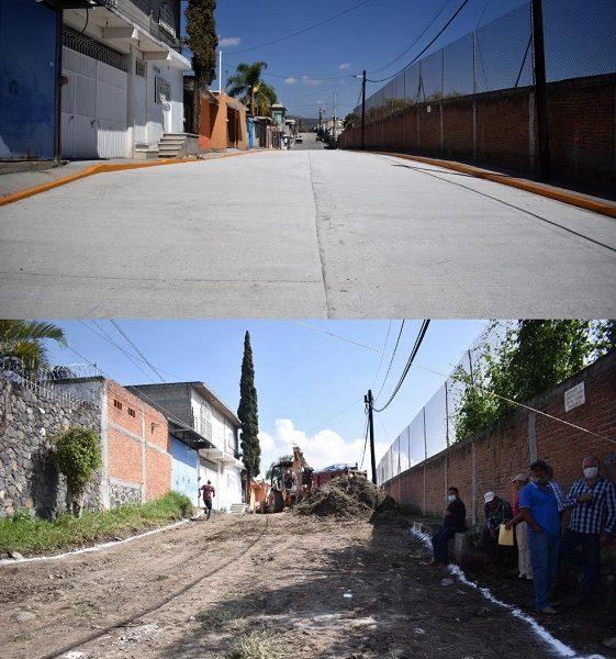 La obra se llevó a cabo con una inversión de un millón 342 mil pesos, recursos económicos provenientes del Fondo de Aportaciones para la Infraestructura Social (FAIS