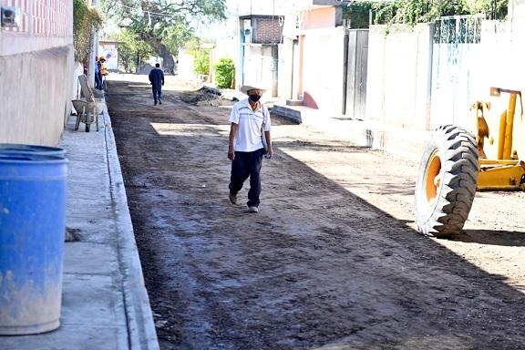 """""""Desde hace varias semanas nos hemos dado a la tarea de impulsar acciones prioritarias en comunidades que administraciones pasadas dejaron en el abandono"""", señaló Blanco Bravo"""