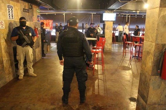 Tal como se informó, la Secretaría de Seguridad Pública (SSP) de Cuernavaca implementó estrategias para garantizar la seguridad de los ciudadanos, a través de operativos que permitan evitar la propagación de contagios de Covid-19