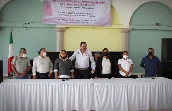 En Morelos, más del 32% de los hogares tienen como cabeza a una mujer, que además de cumplir como madres y educadoras en la familia