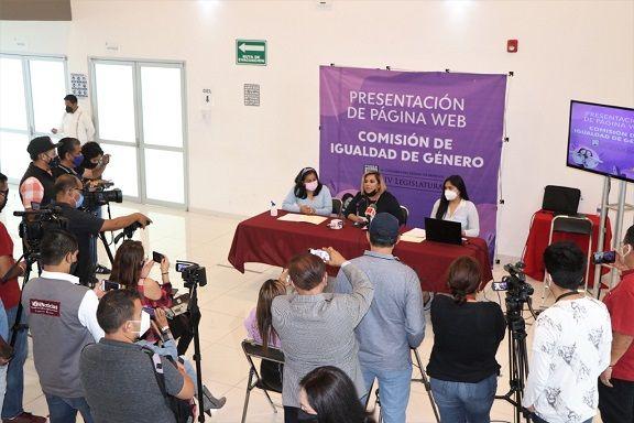 El objetivo es que los y las morelenses tengan acceso a la información que se produce en este órgano legislativo, señaló la legisladora.