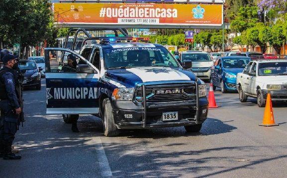 En dichas acciones participan elementos del Ejército Mexicano, de la Fiscalía General de la República (FGR), Subsecretaría de Protección Civil, así como de la Secretaría de Seguridad Pública (SSP) de Cuernavaca, bajo la directriz del Mando Coordinado de la Comisión Estatal de Seguridad Pública