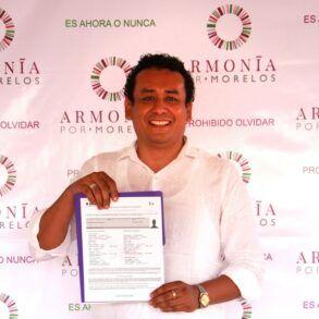 En su intervención en el evento protocolario, Iván Díaz hizo énfasis en que es un proyecto ciudadano e integrado por personajes de Emiliano Zapata que tienen un gran trabajo y reconocimiento social.